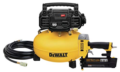 DEWALT Air Compressor Combo Kit with Brad Nailer (DWC1KIT-B) by . Compare B00LIW1SU0 related items.