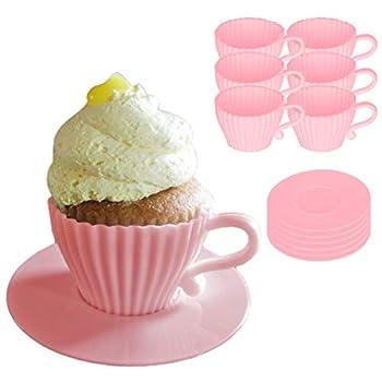 Best teacup cupcake holders Reviews