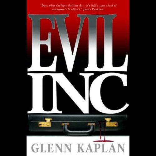 Evil, Inc.  cover art
