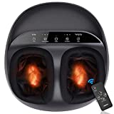 Best Foot Massagers - RENPHO Foot Massager Machine, Upgraded Full Cover Heat Review