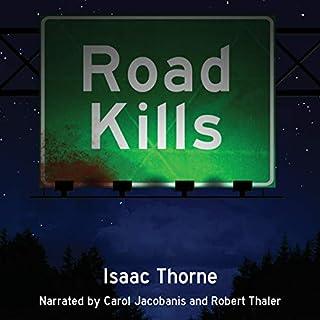 Road Kills audiobook cover art