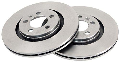 ABS 16881 Bremsscheiben - (Verpackung enthält 2 Bremsscheiben)