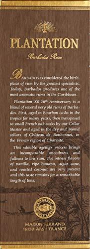 Plantation Barbados Extra Old 20th Anniversary Rum - 5