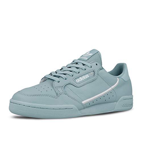 adidas Hombre Continental 80 Zapatillas Azul, 46 2/3