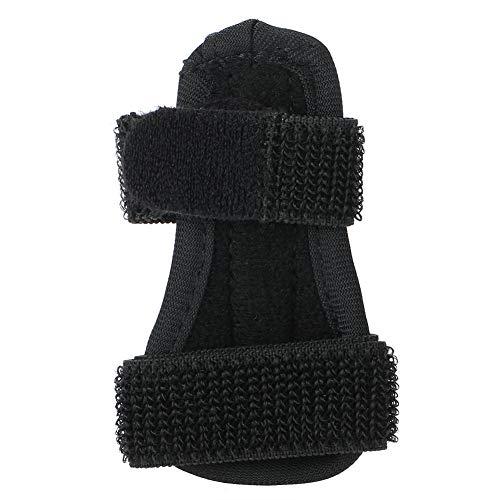 Mittelfinger Bandage Fingergelenk for Männer Frauen, Feste Schienenstütze zum Begradigen des gebogenen, gebogenen Schlägelfinger, Schmerzlinderung
