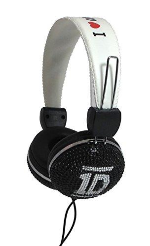 1D 15516 1 Direction Headphones- Bling