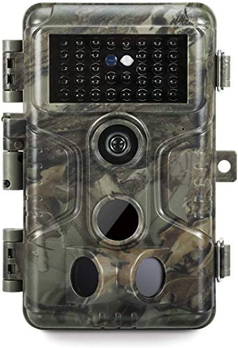 GardePro A3 Trail Camera (2020), 20MP, 1080P H.264 HD Video,...