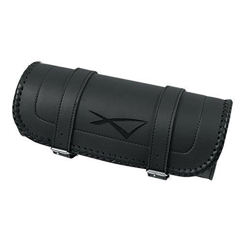 A-Pro Alforjas Heavy Duty Motor Bike Motorcycle Cruiser Tool Bags Custom Black