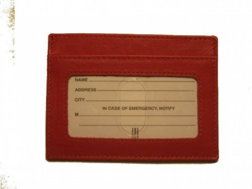 ILI Slim ID Credit Card Holder 7201