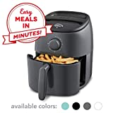 Dash DCAF200GBGY02 Tasti Crisp Electric Air Fryer + Oven Cooker with Temperature Control, Non Stick...