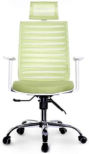 YAMMY Bürostuhl Bürostuhl Schreibtisch Gaming-Stuhl, Ergonomischer, Verstellbarer Racing-Stuhl mit hoher Rückenlehne, Aufgabendrehbarer Executive-Computer (Spielstuhl)