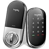 Hugolog Touchscreen Deadbolt Remote Wireless Control & Bluetooth Smart Lock