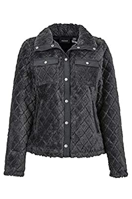 Marmot Women's Janna Jacket, Black, Small