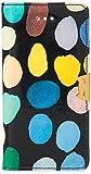 [ツモリチサト] iPhoneケース iPhone ケース iPhone7 スモールマルチドット ブラック