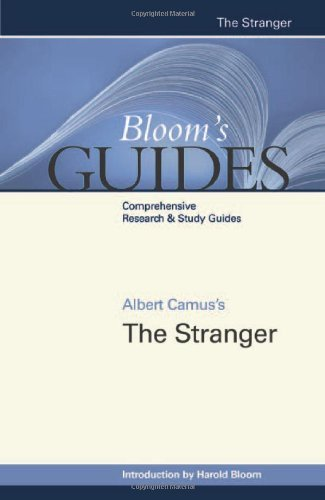 Albert Camus\'s the Stranger (Bloom\'s Guides (Hardcover)) (English Edition)