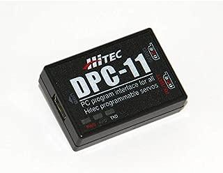 Hitec RCD 44429 D Pieces-11 Universal Programming Interface for Hitec Programmable Servos