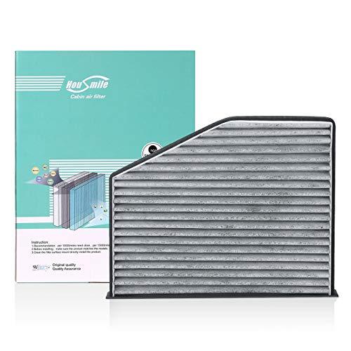 Housmile Premium Cabin Air Filter Replacement CF10373 1 Pack Compatible for Volkswagen/Skoda/Seat