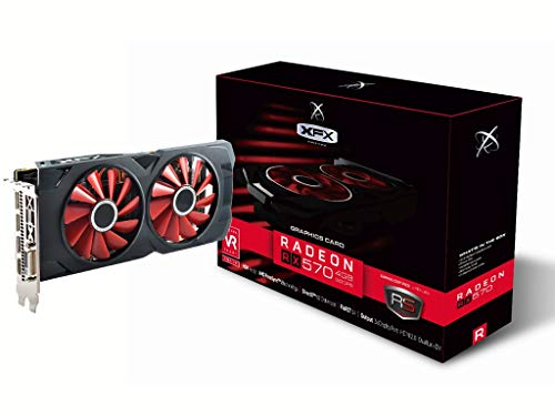 FX Radeon RX 570 RS Black Edition 1328MHz, 8gb