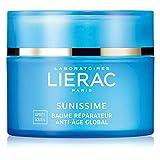 Lierac Sunissime Balsamo Riparatore Viso Dopo Sole Anti Età, Protegge l'Abbronzatura, per Tutti i Tipi di Pelle, Formato da 40 ml