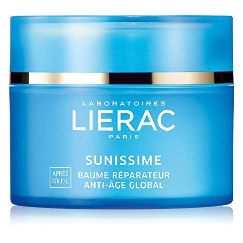 Lierac Sunissime Balsamo Riparatore Viso Dopo Sole Anti Età, Protegge l Abbronzatura, per Tutti i Tipi di Pelle, Formato da 40 ml