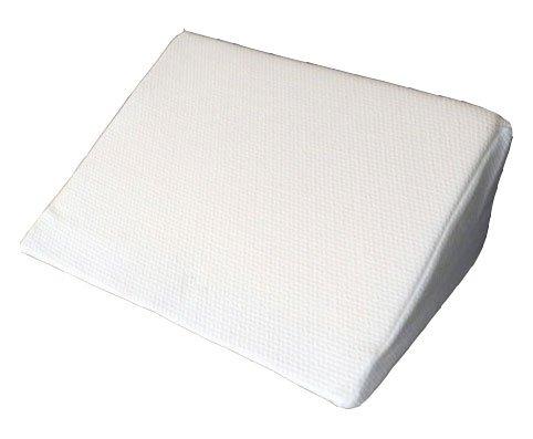 AQUAMON Smart Keilkissen Deluxe Visco-Top für Wasserbett, Boxspringbett und Normale Matratzen