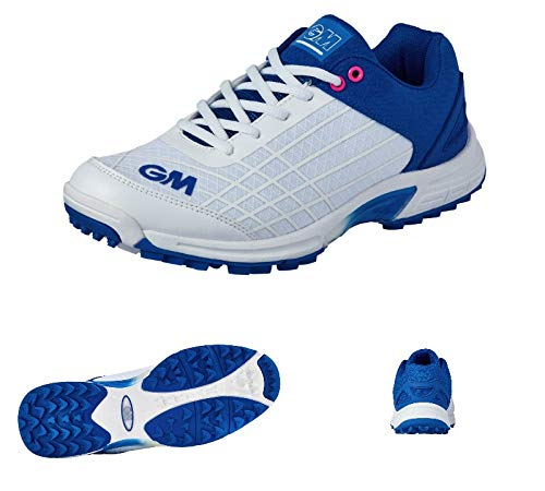 Gunn & Moore GM Cricket Shoes Original All Rounder with Rubber Studs ' Mens Size