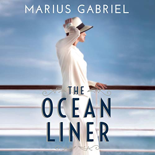 The Ocean Liner Audiobook By Marius Gabriel cover art