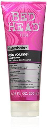 TIGI Bed Head Styleshots Epic Volume Conditioner, 6.76 Ounce