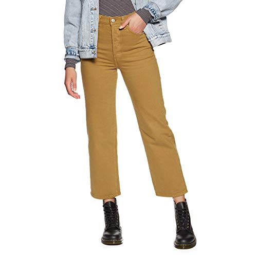 Levi's Ribcage Straight Ankle - Pantalones Vaqueros para Mujer One Track Mind. 26W x 29L