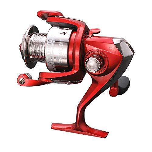 Ultraleichte Angelrolle Glatte Spinnradrolle Mit Magnesiumlegierungs-Unterstützung Komfortabler Handgriff Flexible Übertragung Kraftvoller Zug Für Das Seefischen (NL2000)