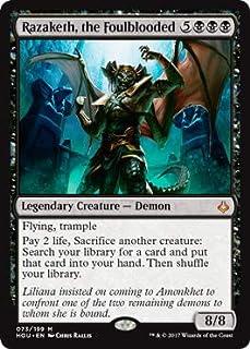 Magic: the Gathering - Razaketh, The Foulblooded - Hour of Devastation