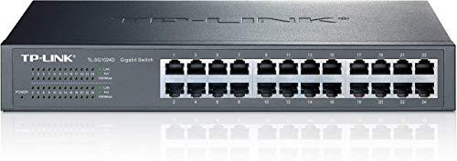 TP-Link tl-sg1024d–Switch für PC/Rack mit 24Ports Gigabit