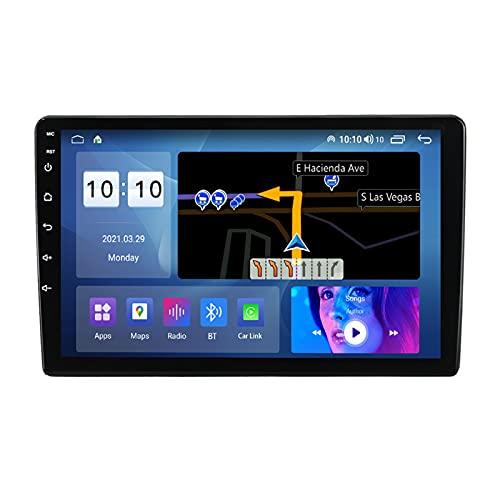 ADMLZQQ Android 10.0 Radio Coche In-Dash Estéreo Automóvil para Renault Duster 2015-2018, Pantalla Táctil 9 Pulgadas Carplay FM Am RDS Bluetooth DSP Cámara Trasera Control Volante,M500s 8core 4+64g