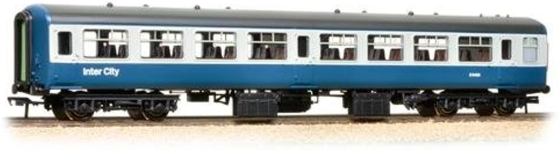 Bachmann 39361A BR Mk2A TSO Tourist Second Open bluee & Grey InterCity