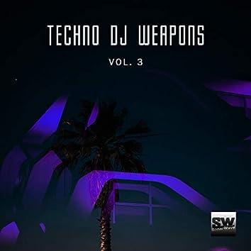 Techno DJ Weapons, Vol. 3