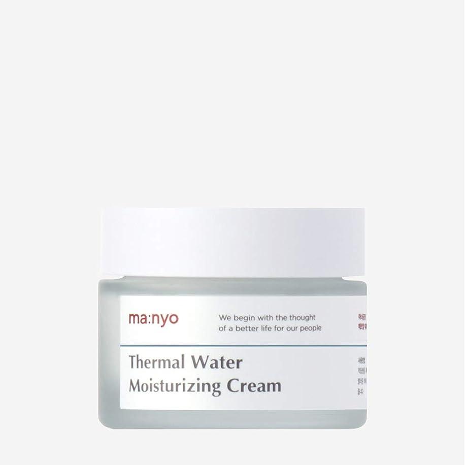 症状中古弾性魔女工場(Manyo Factory) 温泉水ミネラルクリーム 50ml / 天然ミネラル、チェコ温泉水67%で保湿補充