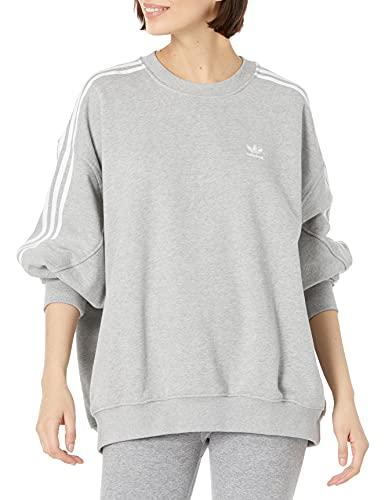 adidas Originals Sudadera Os Mujer - gris - S
