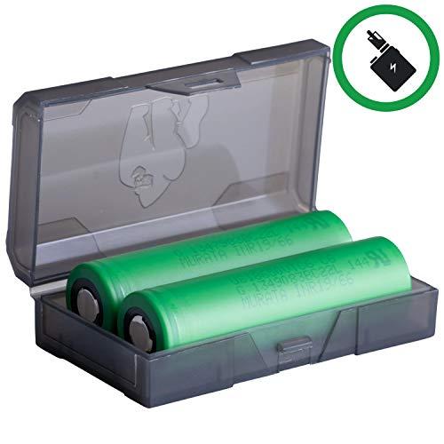 2 VTC6 Akkus INR Batterien Akku Dampfen e Zigarette, e-Zigarette, 18650, konion, Vaping (3120mAh/3,7V/30A)