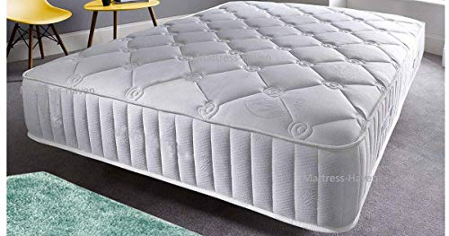 Mattress-Haven Mattress 9-Zone Inner Spring Bed Mattress with Foam and 3D Breathable Fabric - Orthopaedic 5FT - Kingsize