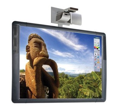 'PROMETHEAN ActivBoard 578Pro 7812800x 9200pixel USB schwarz Whiteboard