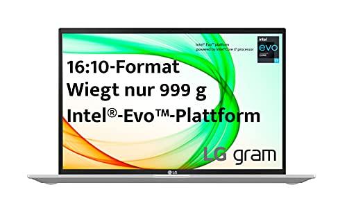 LG gram 17 ´ Notebook Intel® Core i5-1135G7 16GB RAM 512 SSD...