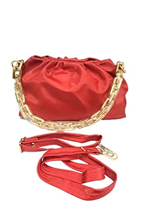 cloud spongy hand bag cross body sling bag for women fashion evening hand bag