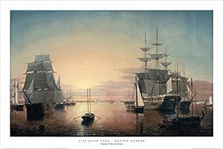 Best boston harbor painting Reviews