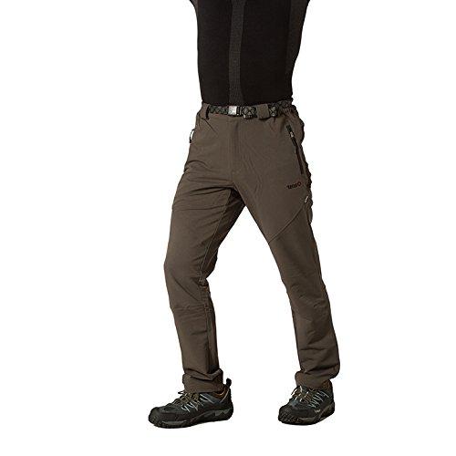 IZAS Incus Pantalon de Montagne pour Homme S Gris foncé