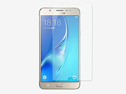 etuo Bildschirmschutzfolie für Samsung Galaxy J7 (2016) - 3H Folie Schutzfolie Bildschirm Display Schutz