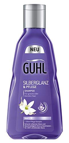 GUHL Shampoo Vital Silberglanz, 250 ml Flasche