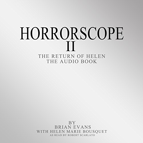 Horrorscope II: The Return of Helen audiobook cover art