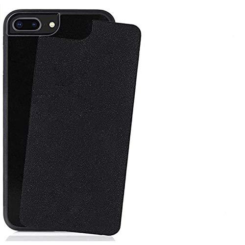 La cubierta protectora mágica de nanoadsorción de la carcasa del teléfono celular antigravedad es compatible con iPhone 12 11 Pro XR XS Max SE 2020 6S 7 8 Plus