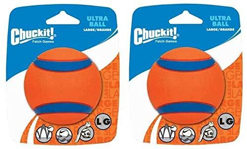 Chuckit! Ultra Ball Hundespielzeug, 1er-Pack
