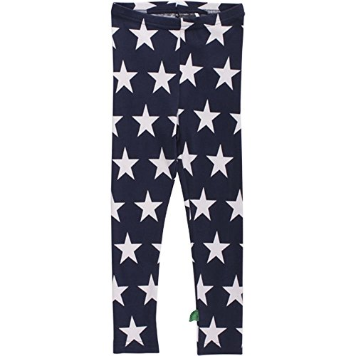 Fred'S World By Green Cotton 1533007801, Leggings Bébé Fille, Bleu-Blau (Navy 019381003), 3 ans